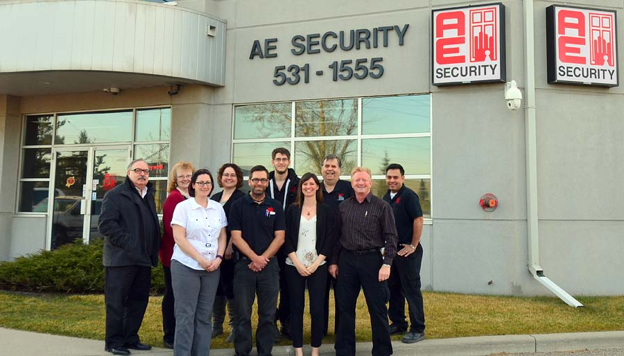 Security system repairs and upgrades Jump Start program